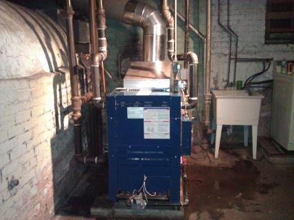 Chicago boiler - - D\'s Air & Heating, Inc.